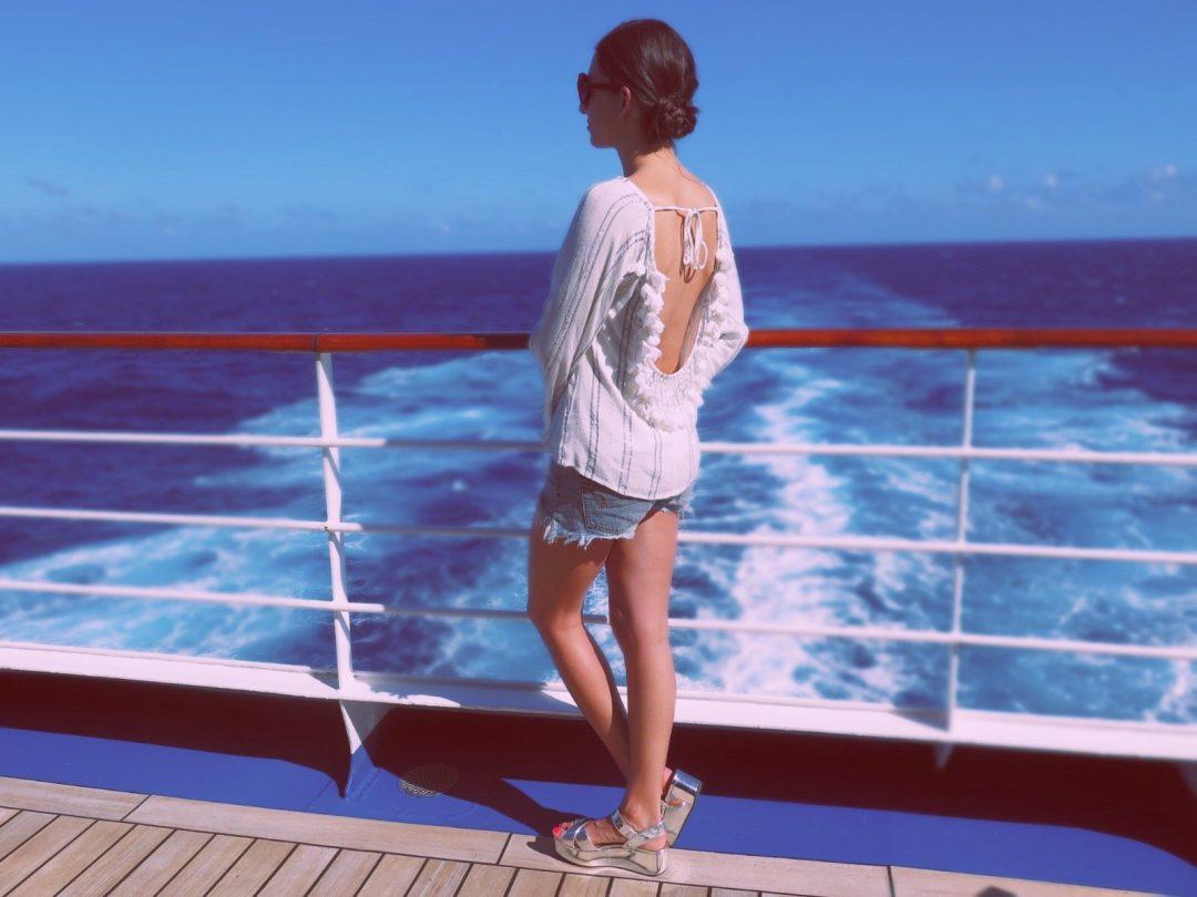 outfits para ir de crucero