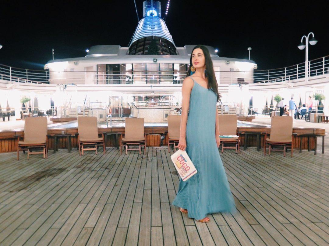 outfits para llevar de crucero
