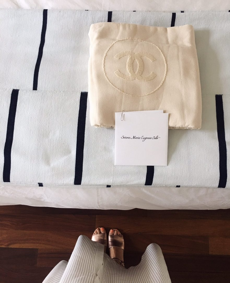 The Chanel Gabrielle Fragrance