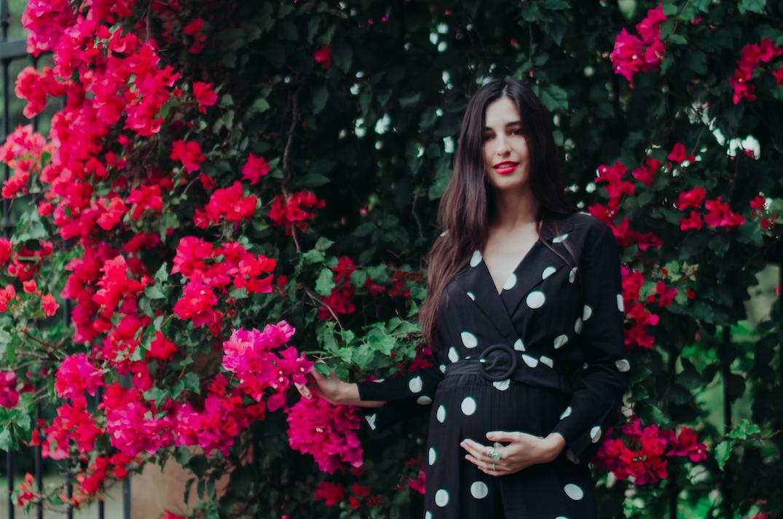 Tips para vestirte durante el embarazo
